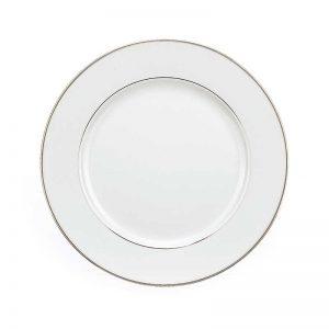 Albi Platine Dinner Plate