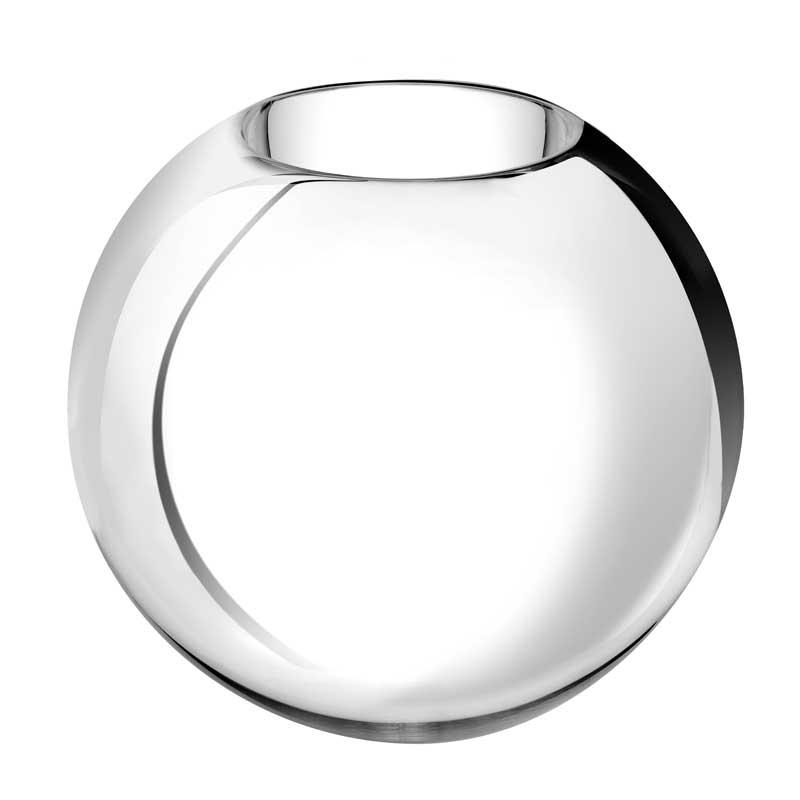 Uni Silver Vase Large