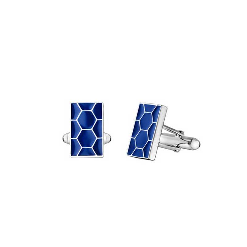 Code Royale Cufflinks Blue