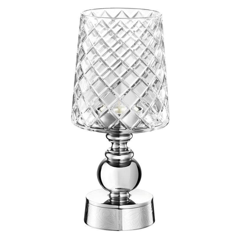 Garden of Eden Votive Clear Shade